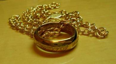 Official LOTR ring
