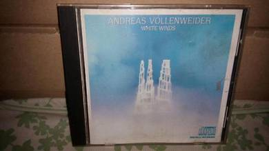 CD Andreas Vollenweider - White Winds