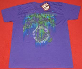 Megatron TRANSFORMERS T-Shirt (NEW)