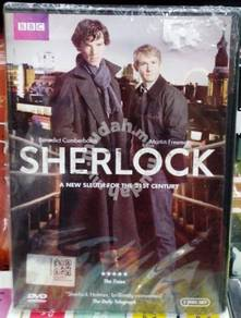 DVD Sherlock A New Sleuth For The 21st Century