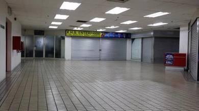 Retail lot at Wisma Saberkas shopping mall Kuching