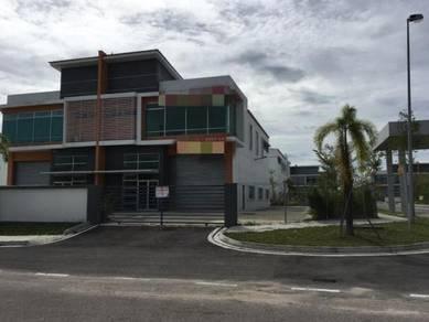 Semi Detached Factory Corner, Smart industrial Park SILC Gelang Patah