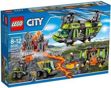 LEGO 60125 Volcano Heavy-Lift Helicopter