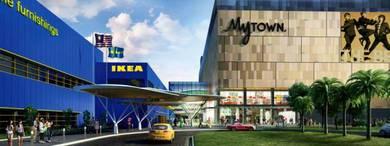 [READY POPULATION] OFFICE SHOP CHERAS KL Maluri Cochrane Ikea