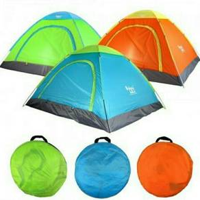 Khemah/Tents Campaign Hiking Travel Outdoors