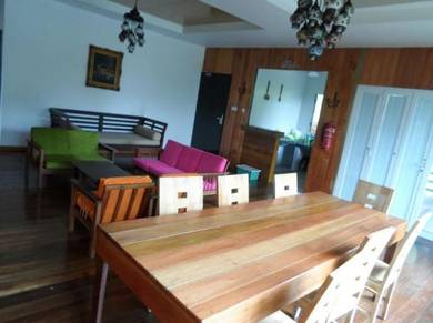 Nature Stay di Kundasang at Ayana's Holiday House