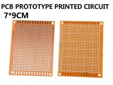 PCB Prototype Printed Circuit Board DIY project