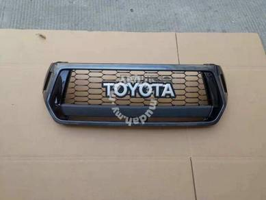 Toyota hilux rocco GR sport front grille grill 2