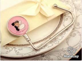 Wedding Gifts - Western Bag Hanger