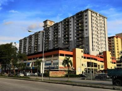 Plaza Indah Apartment Kajang Taman Sepakat Indah 100% FULL LOAN