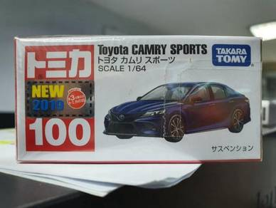 Tomica Toyota Camry Sports