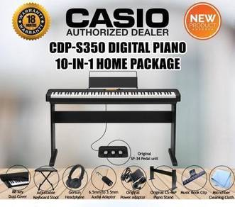 CASIO CDPS350 Digital Piano Home Package