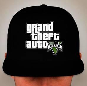 GTA Snapback Cap