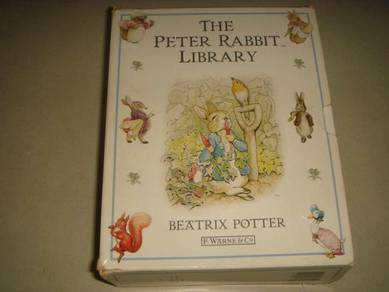 The Peter Rabbit Library Children Books