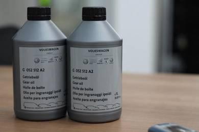 Volkswagen VW Genuine 7Speed DSG Fluid GearBox Oil