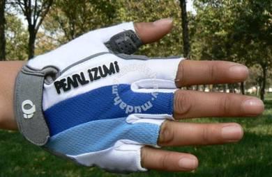 Pearl Izumi Men Elite Gel Half Finger Cycling Glov