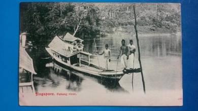Antik Old Malaya PAHANG RIVER PC 237