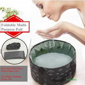Foldable MultiPurpose 16Litre Pail