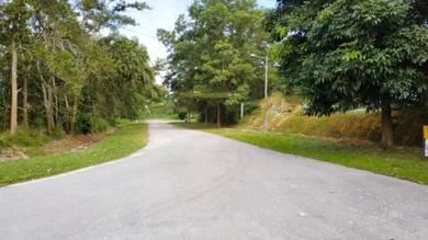 Bungalow Land Puncak Banang Taman Banang Jaya Batu Pahat Johor