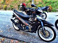 125ZR Serius buyer Only