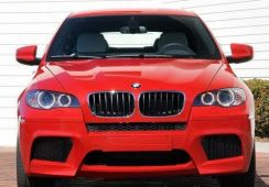 BMW M style FRONT bumper conversion for x6 e71