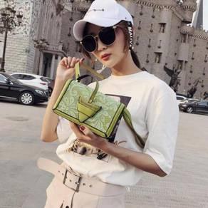 Women's Lace Triangle Shoulder Bag BLSE 31280