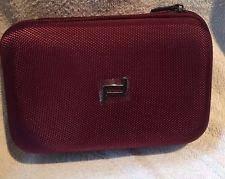 RED Porsche Design Airline Amenities Bag