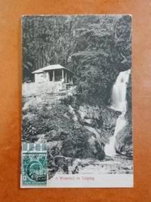 Postcard TAIPING Waterfall 1912 PX246
