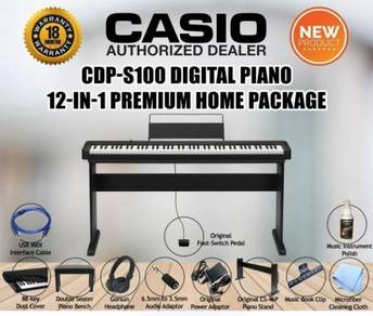 CASIO CDPS100 Digital Piano Home Package