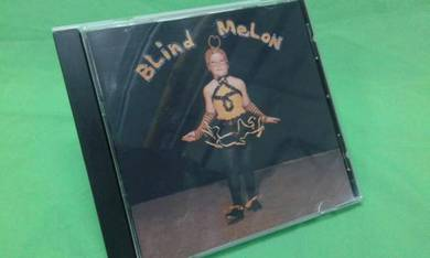 Blind Melon 1st debut 1993 EMI CD