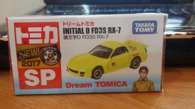 Tomica Initial D FD3S RX-7