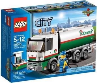 LEGO 60016 Tanker Truck
