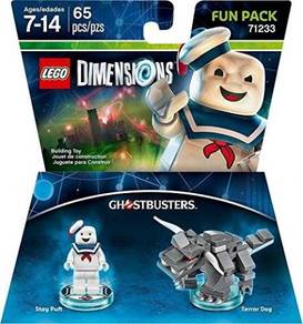 LEGO Dimensions Stay Puft Fun Pack toys 71233