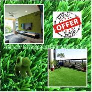 TOP Pemborong Ramadhan Artificial Grass
