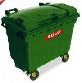 Tong Sampah SULO Mobile Garbage Bin 660 Germany