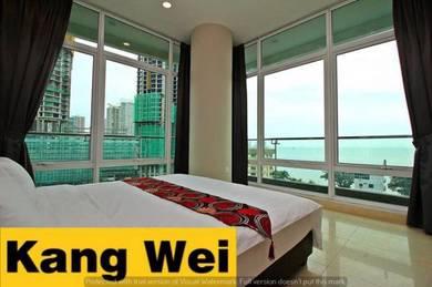 H Residence Condominium - 5000 Sqft - Seaview - 3CP - Georgetown