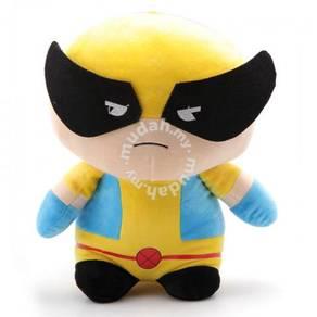 Wolverine soft toy 12