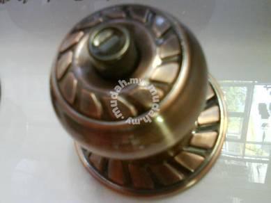 Cylinder door lock / kunci pintu