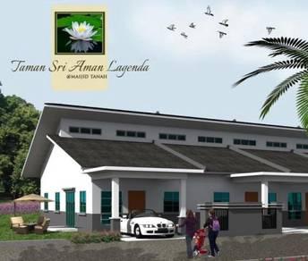 Masjid Tanah Taman Sri Aman Rumah Teres Baru 100% Loan
