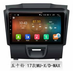 ISUZU D-MAX MUX ANDROID 8.0 car player
