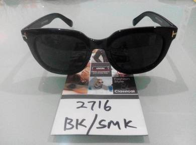 IDEAL SUNGLASSES (2716 Shine Black Smk)