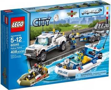 LEGO 60045 Police Patrol