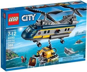 LEGO 60093 Deep Sea Helicopter