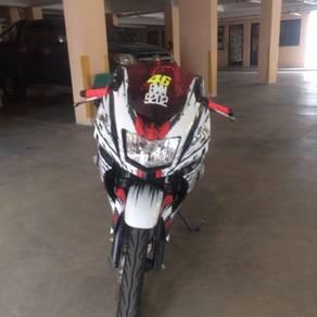 2014 Kawasaki KRR 150