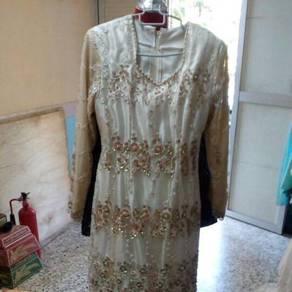 Baju pengantin secondhand
