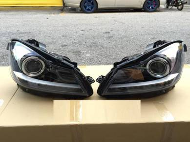 Mercedes W204 Facelift Projector Head Lamp Bodykit