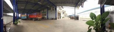 1-1/2 Storey Factory at Tasek IGB ,Ipoh Perak
