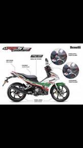 New Benelli RF150LE