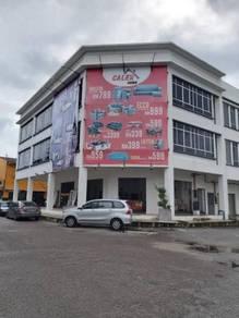 Shop Lot 3 Tingkat Corner Lot Di Bandar Cukai Utama Kemaman Terengganu