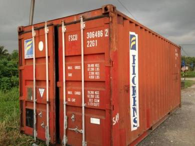 Kontainer / Container 20'' in Klang Valley